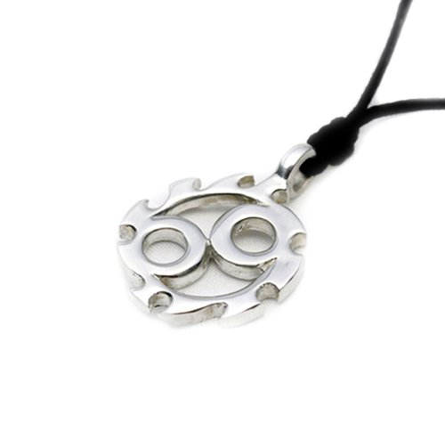 Yin Yang Silver Pewter Charm Necklace Pendant Jewelry