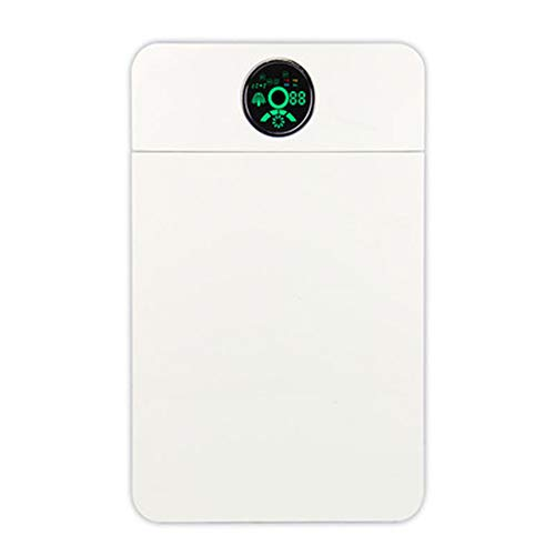 Fantastic Deal! Air Filter LED Smart Touch Air Quality Monitor Plasma Cloud Purification Air Purifie...