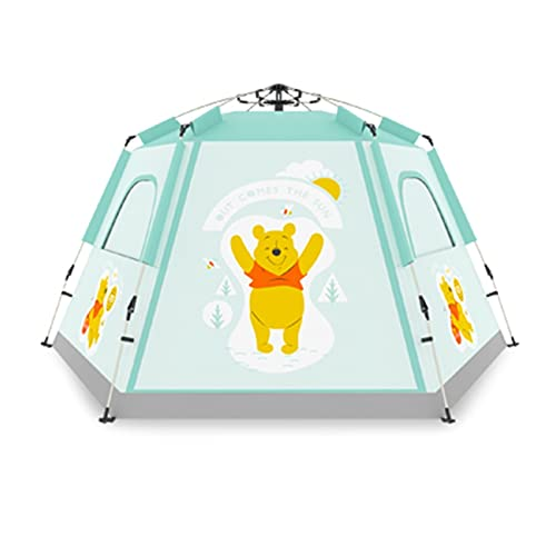 Tienda de sombra Tienda de campaña Camping al aire libre espesar totalmente automático Lanzamiento rápido Picnic de interior Picnic al aire libre protector solar impermeable Equipo de campamento autom