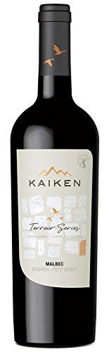 6x 0,75l - 2018er - Viña Kaiken - Terroir Series - Malbec - Corte - Mendoza - Argentinien -Rotwein trocken