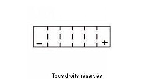 Batterie Kyoto Quad TGB 425 Target 4X4 2008-2010 YTX20L-BS 12V 18Ah Neuf
