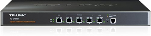 TP-Link TL-ER5120 V2.0 Gigabit-Multi-Wan Loadbalancing-Router (5-Port)