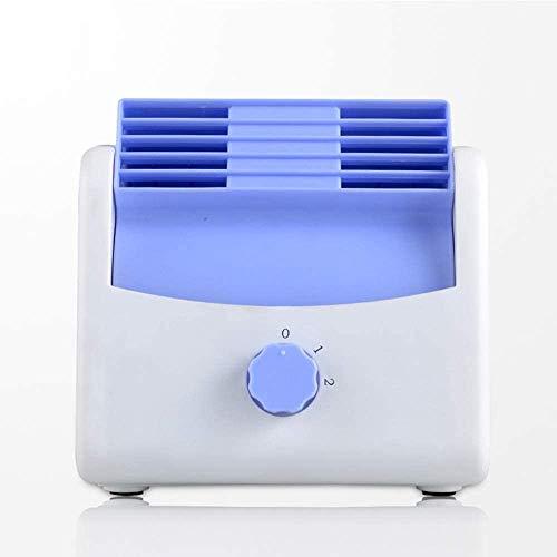 LYKYL Moda Mini refrigerador de Aire de Ahorro de energía pequeño Aparato de Aire Acondicionado Oficina del Ventilador eléctrico del Dormitorio del hogar Pequeño portátil