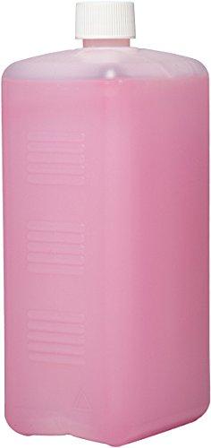 Milde Cremeseife (rosa, parfümiert) - 6x1000ml, Spenderpatrone, Eurospender, Ingoman (Artikelnummer 10223, rosa Flüssigseife mit dezentem Duft))
