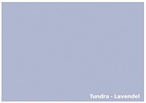 Tonkarton - Tonpapier - Tonzeichenpapier - 100 Blatt DIN A2-160g/m² Farbe: Tundra-lavendel
