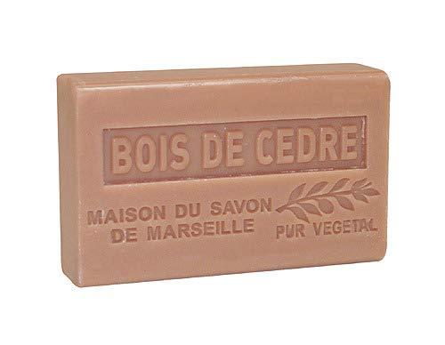 Provence Seife Bois De Cedre (Zedernholz) - Karité 125g