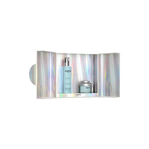 Carita Skincare Ideal hydratation Kit Eau des lagons 200ml Creme des lagons 50ml