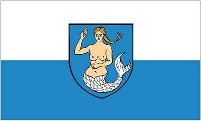 Fahne / Flagge Wangerland 90 x 150 cm