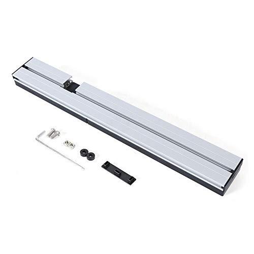 OUKANING Zapfen Schneid Werkzeuge Box Joint Jig Kit Fuer Tisch Kreis Saege Router Saegen 450x60x30mm