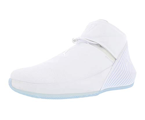 Jordan Why Not Zero.1 Men's Shoes White/Black aa2510-100 (9.5 D(M) US)