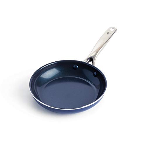 Blue Diamond Cookware Ceramic Nonstick Frying Pan, 8'