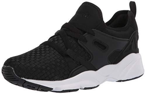 PropÃt womens Stability Ultraweave Sneaker, Black, 10.5 Wide US