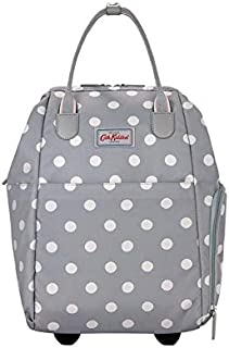 Cath Kidston - Button Spot Frame Backpack with Wheels