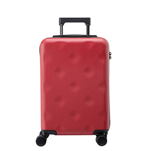 LLRDIAN Hand Carry-on Suitcase Luggage Bag Luggage Suitcase Hand Luggage Hard Shell Luggage Lightweight Hand Luggage Suitcase (Color : D, Size : 49×28×74cm)