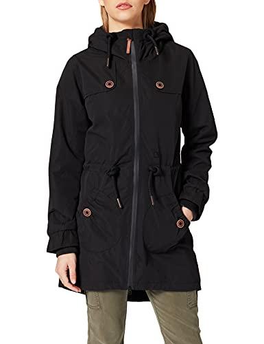 Alife and Kickin Damen CharlotteAK A Coat Jacke, Moonless, L
