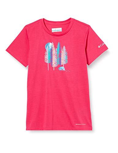 Columbia Kinder Ranco Lake Kurzärmeliges T-Shirt für Jugendliche