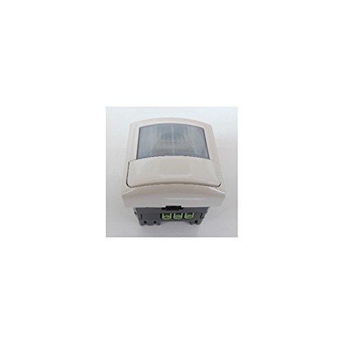 Legrand mosaic - Detector movimiento mosaic-ii 2h 400w blanco