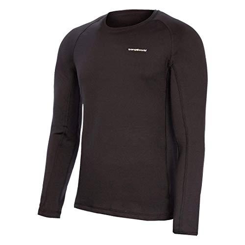 Trangoworld Yosa T-Shirt pour Homme XL Noir
