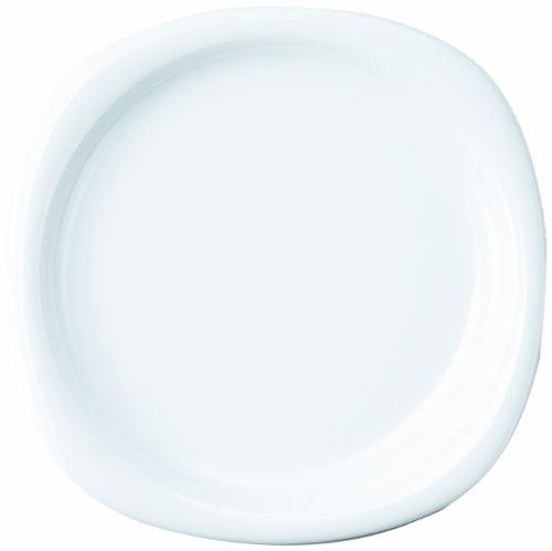 Rosenthal 17000-800001-10226 Suomi - Speiseteller/Essteller - Ø 26 cm - Porzellan - Weiß
