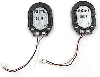 GGZone 2 x Lautsprecher für Nintendo Switch NS Konsole Innenlautsprecher Einbaulautsprecher