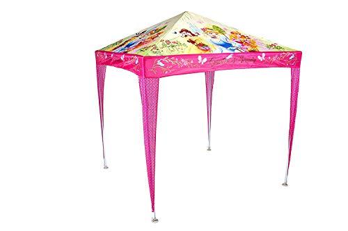 Princess Kinderpavillon 150x150x164cm Partyzelt Zelt Kinderzelt