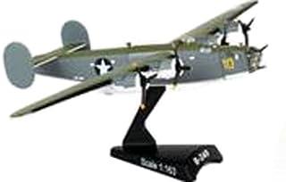 Daron Postage Stamp B-24D Liberator PB4Y Sub Hunter U.S. Navy Vehicle (1/163 Scale)