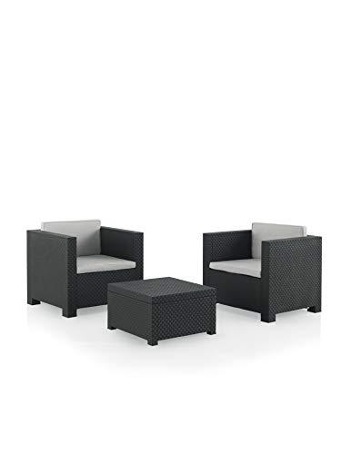 Shaf Conjunto Set Muebles de jardín y terraza Diva à Tête |...