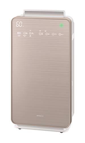 日立 加湿空気清浄機 ~48畳 自動おそうじ機能付き PM2.5対応 ニオイ脱臭 EP-NVG110 N