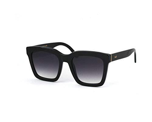 Gafas de sol Retrosuperfuture 0XM Aalto Black Faded Gafas de sol unisex color Negro gris tamaño de lente 54 mm