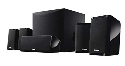 Yamaha NSP41 Homecinema 5.1 Lautsprecher schwarz