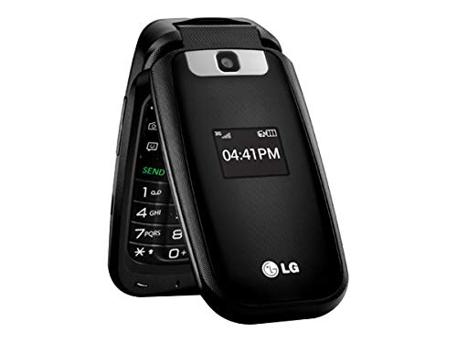 LG 441G Straight Talk Prepaid Flip 3G Phone - Carrier Locked to StraightTalk Wireless