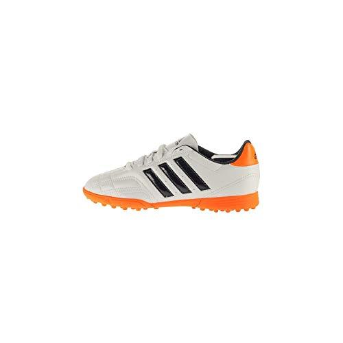 Adidas Goletto Iv Tf J Fußballschuhe aus Kunstleder, Weiß - weiß - Größe: 36 EU