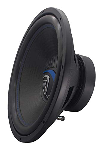 "Rockville K5 W15K5S4 15"" 2000w 4 Ohm Car Audio Subwoofer Sub 500w RMS CEA Rated!"