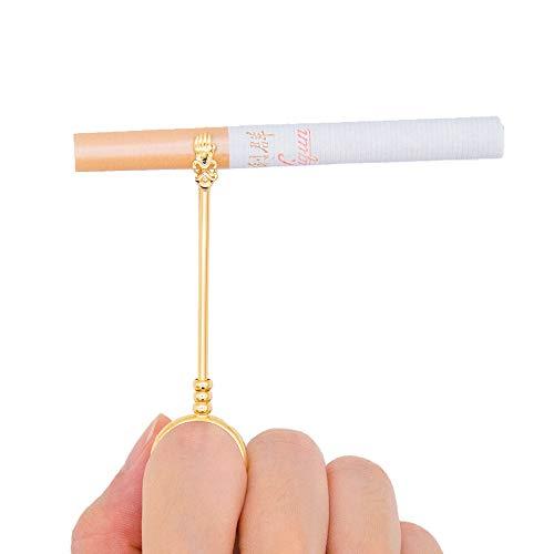 PYK™Cigarette Holder for Women.Protect Your Fingers.E Cigarettes for Smokin,Blunt Holder.