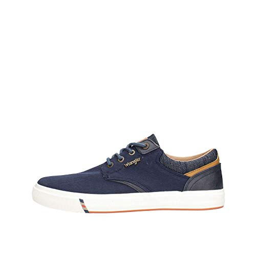 Wrangler Icon Low Herren Sneaker Navy