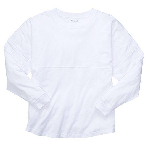 boxercraft Pom Pom Jersey White
