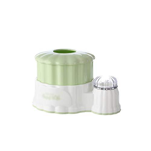 SMEJS Caja de pañuelos de plástico Creativa para Sala de Estar, Caja de cajón Multifuncional para el hogar, Caja de cajón de Papel Simple con Caja de Palillos (Color : B)