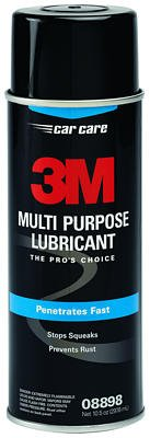 MMM 3M 08898 (8898) 4-WAY LUBRICANT 3M WINDSHIELD REPLACEMENT PROD