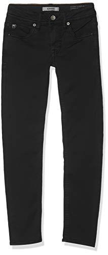Garcia Kids Jungen GS930727 Jeans, Schwarz (Off Black 1755), (Herstellergröße: 128)