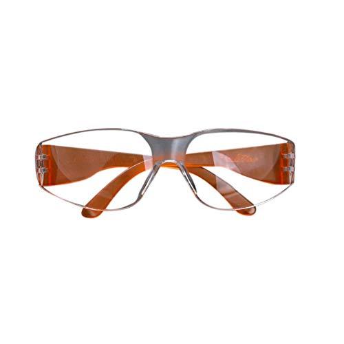 Mojin Schutzbrille Staubschutz Brille Anti-Fog Anti Speichel Anti-Wind Sand Sehr klar für Kinder
