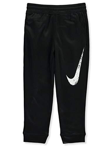 Nike Boys' Therma Dri-Fit Joggers - Black, 7