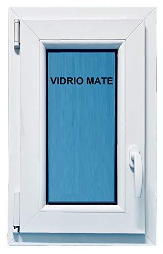 ECO-BLU (V33M) Ventana Pvc 500x1000mm Oscilobatiente Izquier