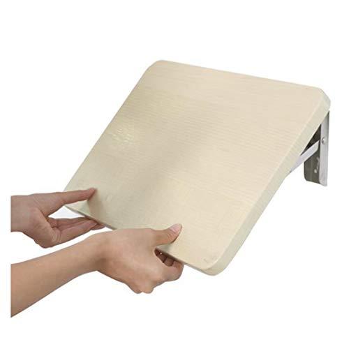 Mesa plegable pared,estantería de pared estanterías baldas flotantes estanterí escritorio pared mesa cocina