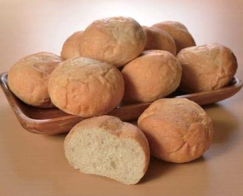 ミニフランス(全粒粉入り)10個 (1個約3.5~4.5×7~8.5cm) 【冷凍パン】【朝食】(mk)(127100)