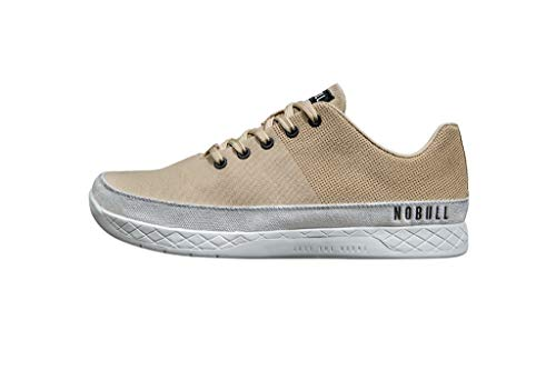 NOBULL Men's Canvas Trainer (15, Army Canvas)