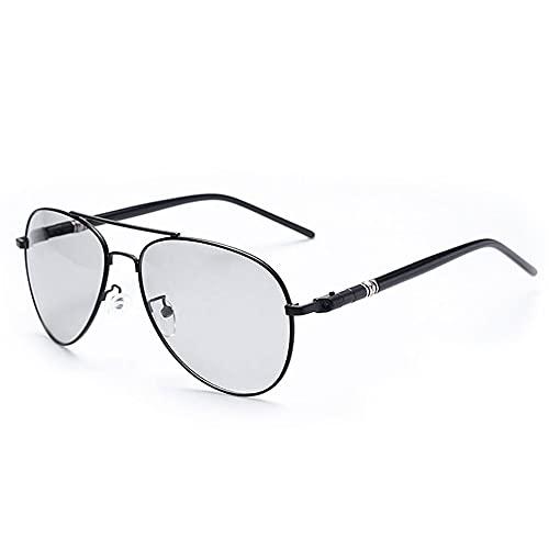 通用 Gafas de sol Hombres gafas de aviador gafas de aviador polarizadas gafas de sol polarizadas hombres piloto unisex