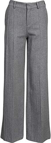 Drykorn Damen Hose Classy in Grau Gemustert 26W / 34L