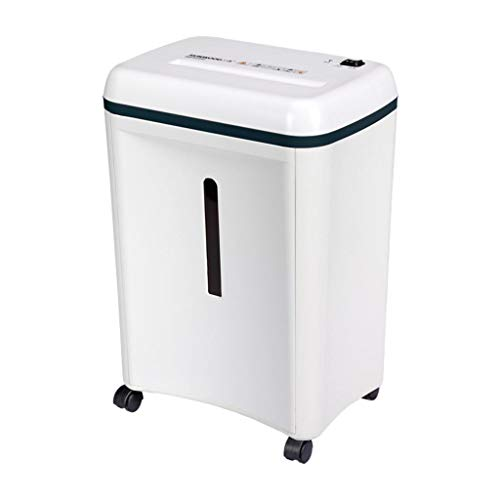 Amazing Deal Shredder Nationwel@ White Mobile, Level 5 Confidentiality, Segmental Shredded Paper, El...