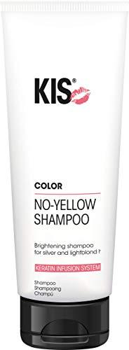 KIS No Yellow Shampoo 250ml.
