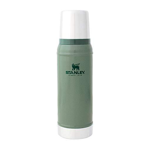 STANLEY(スタンレー) 新ロゴ クラシック真空ボトル 0.75L グリーン 水筒 保冷 保温 保証 01612-029 (日本正規品)